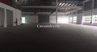 BUKIT KEMUNING WAREHOUSE FOR SALE