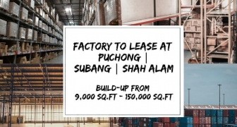 FACTORY TO LEASE